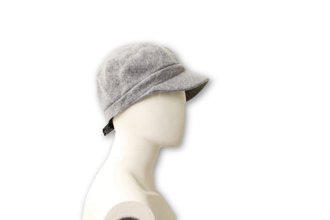 August Hat Company Women's Gray Hat, One Size Fits All