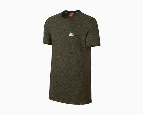 Nike Men's Legacy Knit Sport Casual Top, Green, NWT, $45