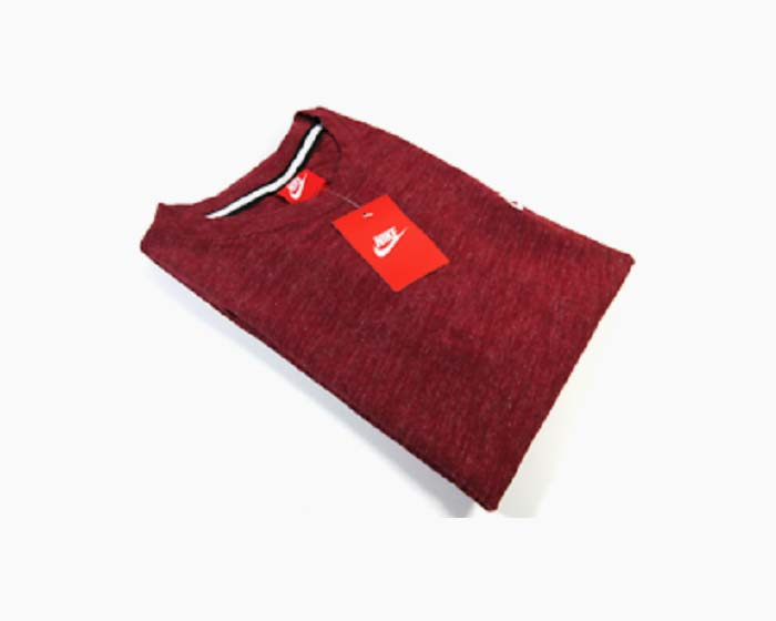 Nike Men's Legacy Knit Sport Casual Top, Red, NWT, $45