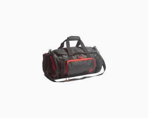 Puma Throttle Duffel- Black/Red