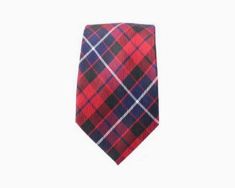 Tommy Hilfiger Plaid Slim Neck Tie, NWT
