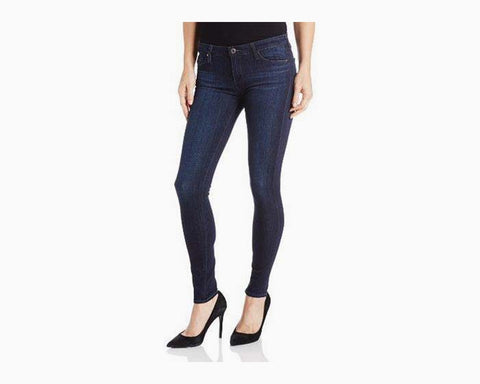 AG Adriano Goldschmidt Women's Coal Grey Ankle Jegging, Size 24
