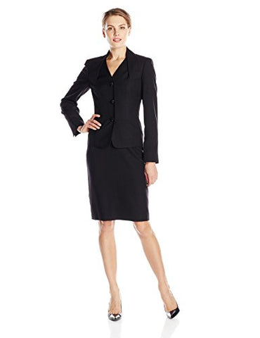 Le Suit Womens Black Skirt, Size 12 (Only skirt included)