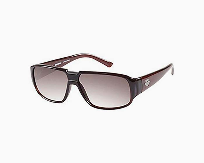 HARLEY DAVIDSON Sunglasses HDX 859 Brown 60MM