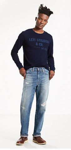 541 Men's Athletic Taper Jeans (Big & Tall) Light Wash