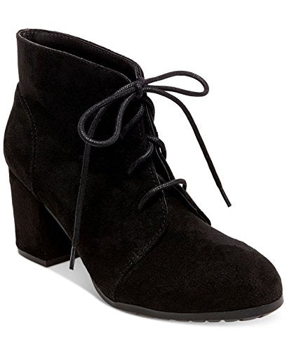 1a7c1b2e661 Madden Girl Steve Madden Womens Torch Booties Black 9.5 Medium (B
