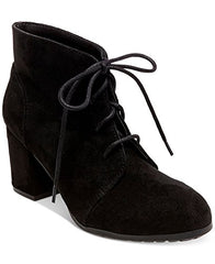 Madden Girl Steve Madden Womens Torch Booties Black 9.5 Medium (B,M)