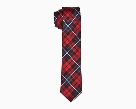 Tommy Hilfiger Men's Large Plaid Tie