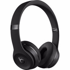Beats by Dr. Dre Solo3 Solo 3 Wireless Headband Headphones Matte Black