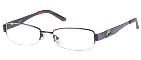 GUESS GU 2215 Eyeglasses Satin Purple Demo Lens 51-18-135
