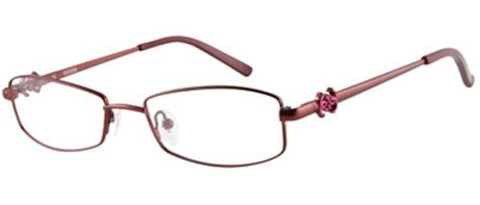 GUESS Eyeglasses GU 2254 Burgundy 50MM