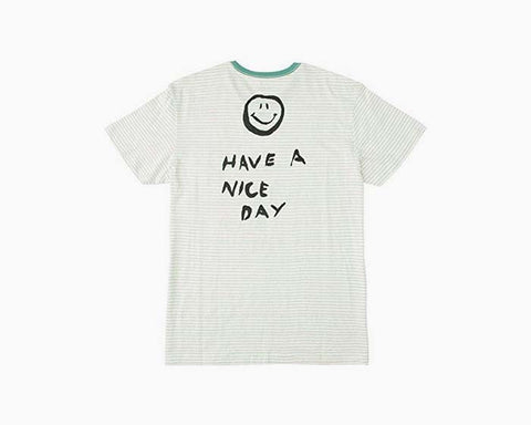 RVCA Men's Nice Day Short Sleeve Shirt