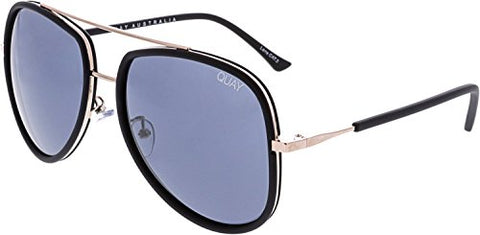 Quay Australia NEEDING FAME Women's Sunglasses Bold Aviator