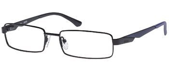 Guess GU 1663 BLK 55 17 140 Black Eyeglasses