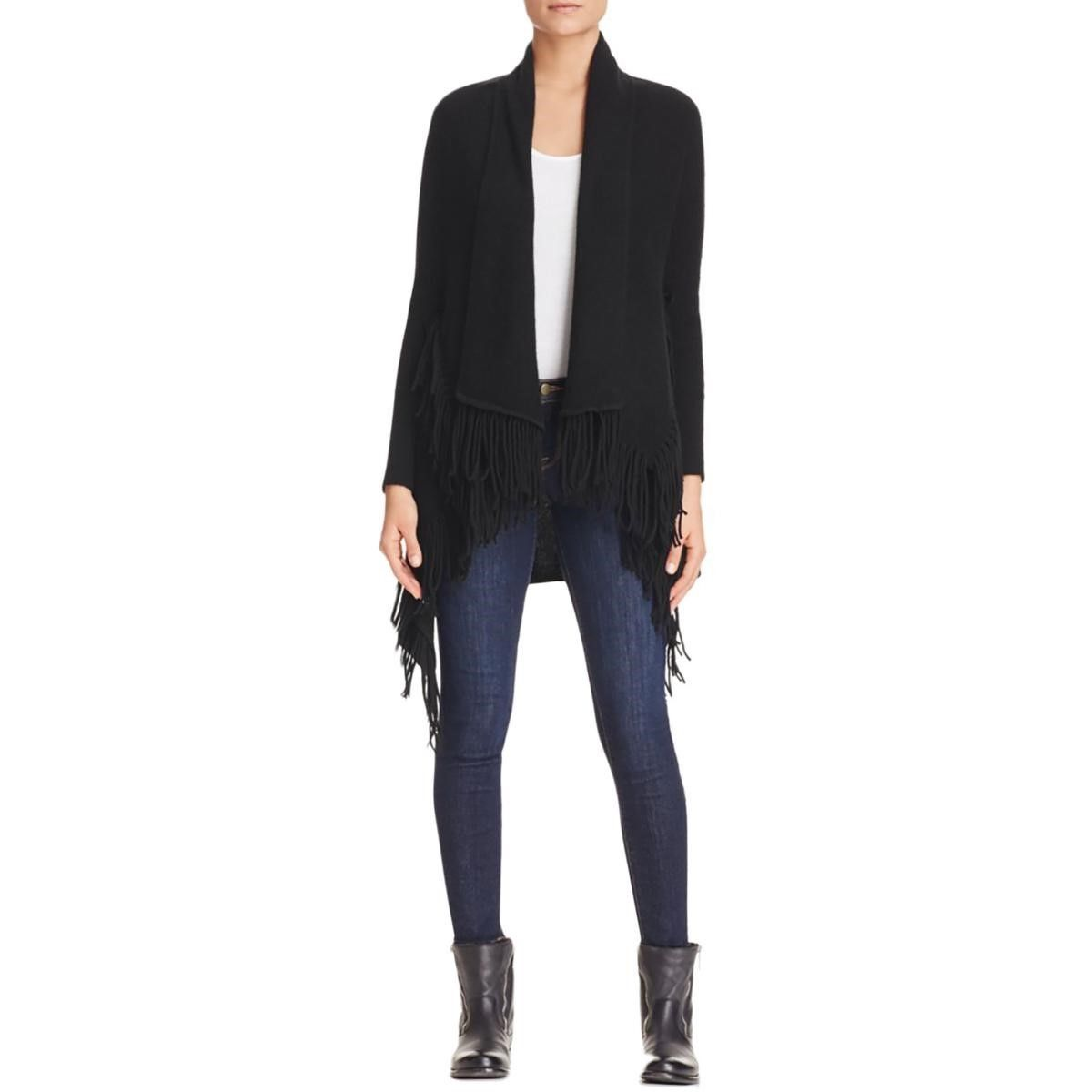C by Bloomingdales Cashmere & Wool Cardigan NWT