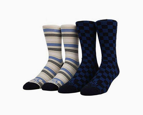 Paul Miller 2 Pack - Mens Socks - Casual Socks - Dress Socks - Funny Socks