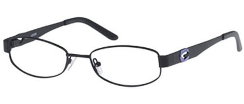 GUESS Eyeglasses GU 2214 Satin Black 51MM