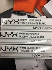 3 Pack NYX White Liquid Liner WLL01