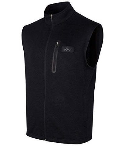Greg Norman Mens Fleece Sweater Vest