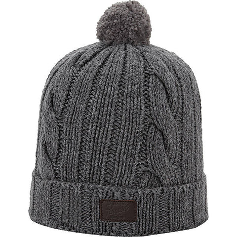 Penguin Men's Gray 'Albert' Pompom Beanie