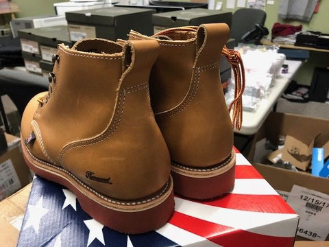 Thorogood Men's Boots, Made in the USA - NIB