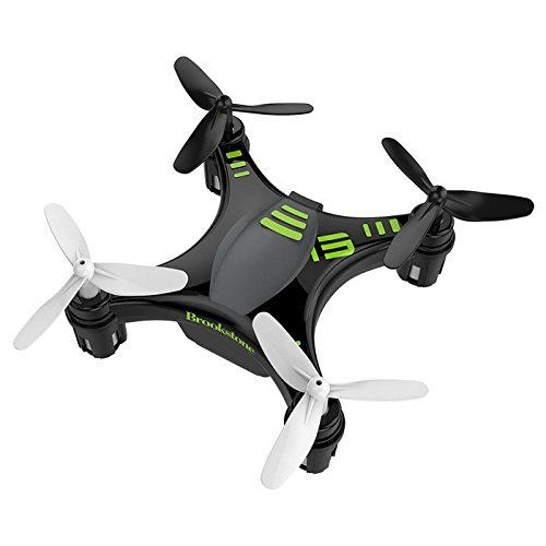 Brookstone Black Flight Force Micro Drone