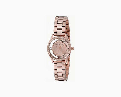 Marc by Marc Jacobs Women's MBM3417 Tether Analog Display Analog Quartz Rose Gold Watch