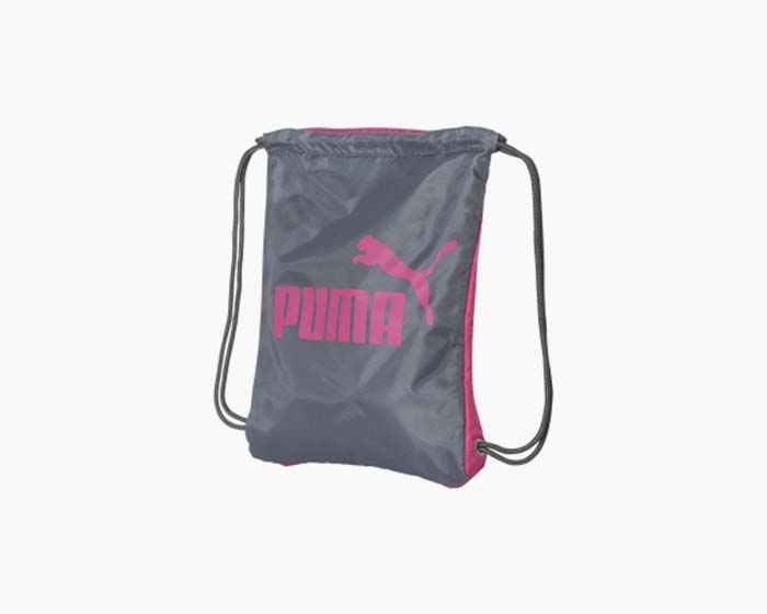 Puma Forever Carrysack, Pink/Gray