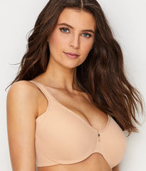 Bali Nude One Smooth U Side Smoothing Minimizer Bra, Size US 34DDD
