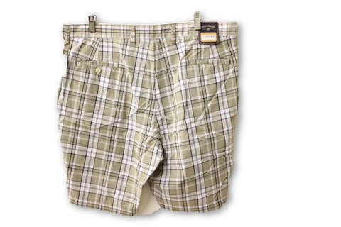 Bill Khakis Men's Olive Casual Shorts NWT