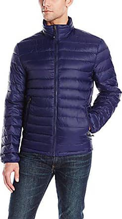 32 Degrees Men's Blue Nano Light Packable Jacket, Size L