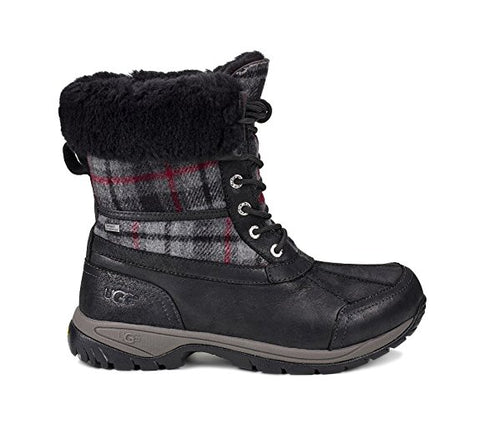 UGG Men's Butte Boot Tartan Plaid Size 11 D(M) US