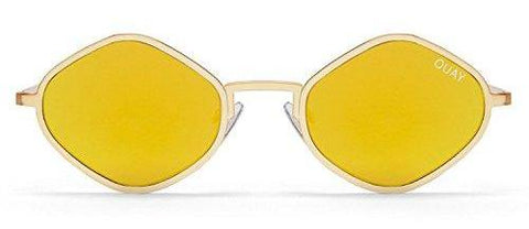 Quay Australia PURPLE HONEY Women's Sunglasses Exotic Sunnies