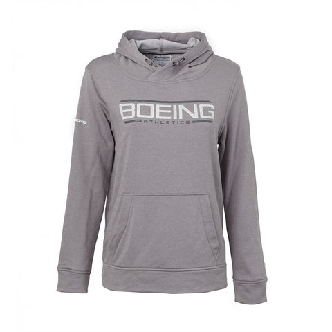 Champion Womens Boeing Athletics Sweatshirt. Size Medium