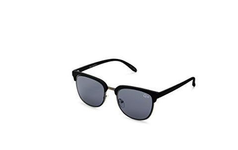 Quay Australia FLINT Men's Sunglasses Retro Accented Brow-Line