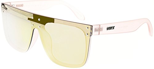 Quay Australia HIDDEN HILLS Women's Sunglasses Oversized Shield