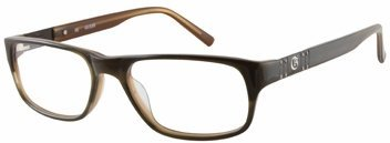 Guess GU 1710 BRN Brown 53mm Eyeglasses
