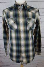 American Rag Men's Basic Navy Plaid Long Sleeve Shirt, Size 3XL