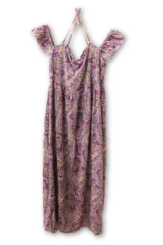 RP 4 LF Stores Purple Summer Dress S NWT