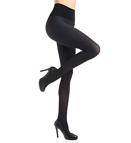 Commando Women's Ultimate Opaque Matte Tights - Small - Black
