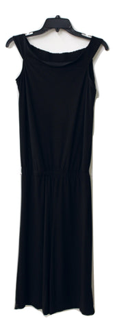 Laundry by Shelli Segal Black Sleeveless Jumpsuit, Size XS