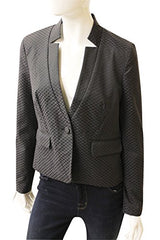 Ecru Clothing Shrunken Jacket, Size S, 298