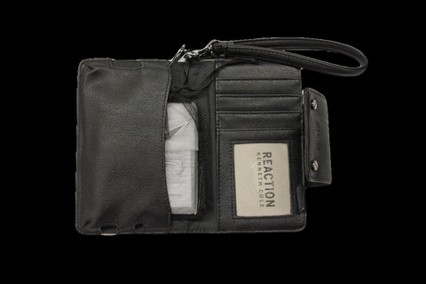 Kenneth Cole Reaction Mink RFID Phone Wristlet with Portable Charger