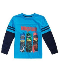 LEGO® Ninja-Print T-Shirt, Little Boys (4-7), NWT