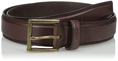 Cole Haan Men's Cole Haan 32mm Double Stitched Pressed Edge Belt