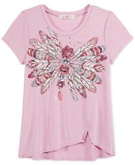 Kandy Kiss Graphic-Print T-Shirt, Big Girls (7-16), NWT