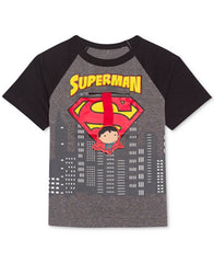 Superman DC Comics® Graphic-Print T-Shirt, Little Boys, NWT, $18