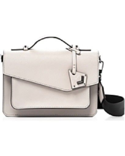 BOTKIER WOMENS COBBLE HILL SAFFIANO LEATHER LG CROSSBODY - NWT - $258