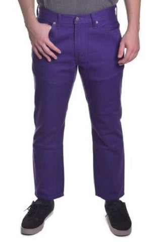 Levis 541 Men's Athletic Fit Denim Jeans Purple, NWT, $69.50
