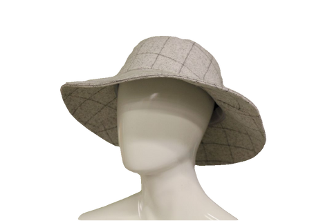 Nine West Women's Floppy Fabric Hat